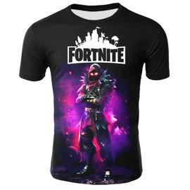Fortnite Vêtements T-Shirt en Coton Adult Manches Courte