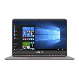 ASUS ZenBook UX410UA GV544T - 14 quot; Core i3 I3-8130U 2.2 GHz 4 Go RAM 256 Go SSD