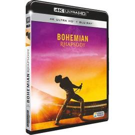 Bohemian Rhapsody 4k Ultra Hd + Blu Ray
