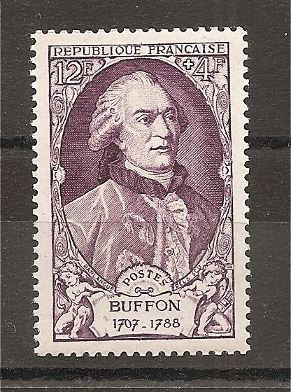 Timbre France Autoadhesif Oblitere N° 866 // Musee Buffon A Montbard Topical Stamps