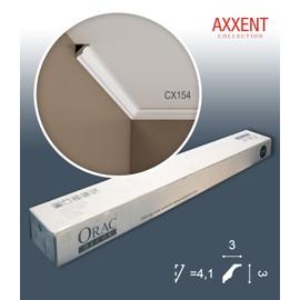 1 carton complet 10 Corniches Moulures Cimaises 20 m Orac Decor CX154 AXXENT