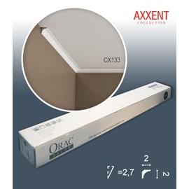 1 carton complet 10 Corniches Moulures Cimaises 20m Orac Decor CX133 AXXENT