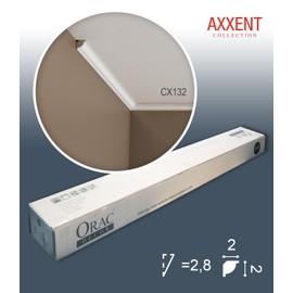 1 carton complet 10 Corniches Moulures Cimaises 20m Orac Decor CX132 AXXENT