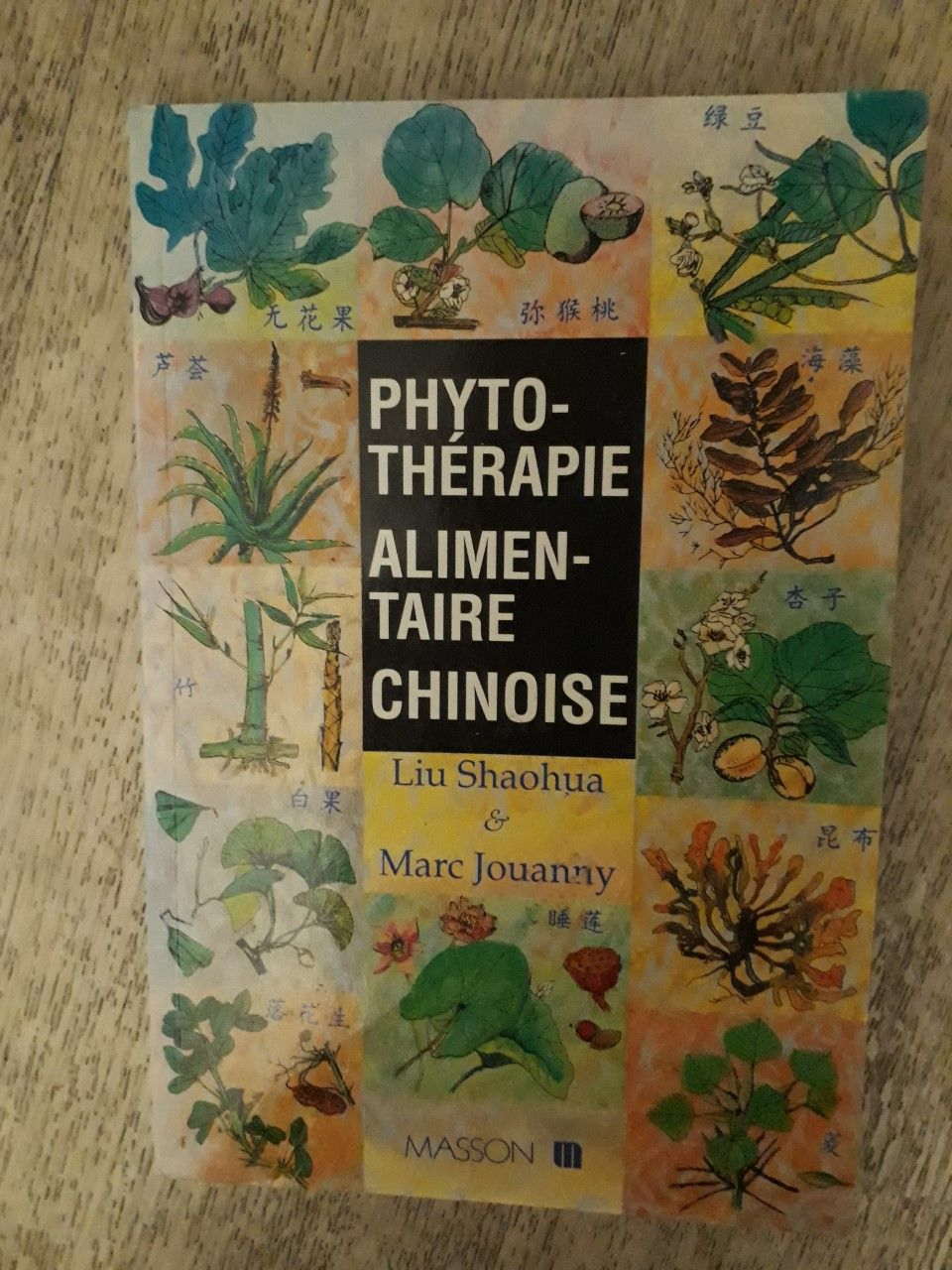 Phytotherapie alimentaire chinoise