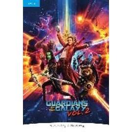 MARVEL: Guardians of the Galaxy 2 - Buch mit MP3-Audio-CD - Lynda Edwards