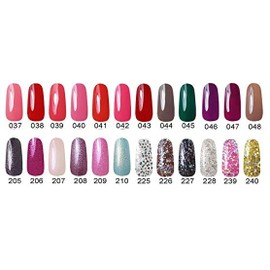 775bd7f3d29d Lot De Vernis Semi-Permanents Perfect Summer Et Peggy Sage Avec Base Et Top  Coat