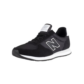 quality design ed501 8a03f New Balance Homme 220 Baskets En Daim, Noir