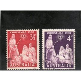 Timbres-poste d'Aust