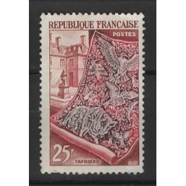 France, timbre-poste Y &a