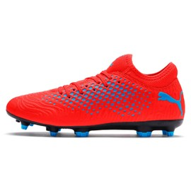 save off ef5aa ae239 Puma Future 19.4 Sol Dur Chaussures De Football Crampons Hommes