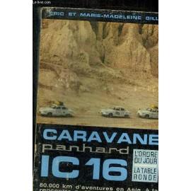 D Panhard Aventures Ic 16 000 En Caravane 80 Km PXZuTwiOk