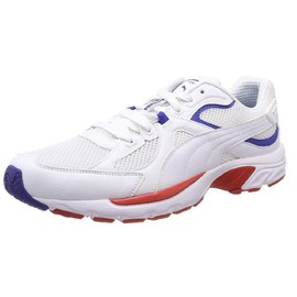 the best attitude 94a71 dd5e0 Puma Axis Plus 90s, Chaussures De Fitness Mixte Adulte, Blanc White, 44.5 Eu