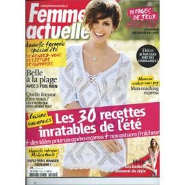 2fbbd5b75c9 Femme Actuelle Du 29 Juillet 2013