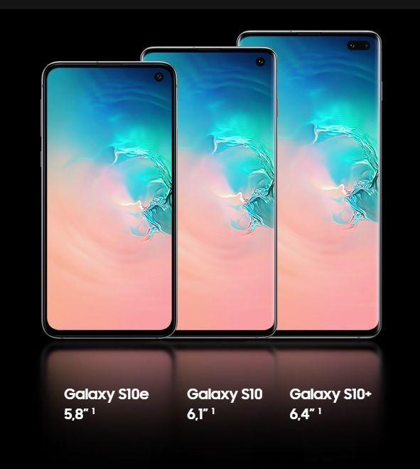 Samsung Galaxy S10 128 Go Double SIM Noir prisme image 4 | Rakuten