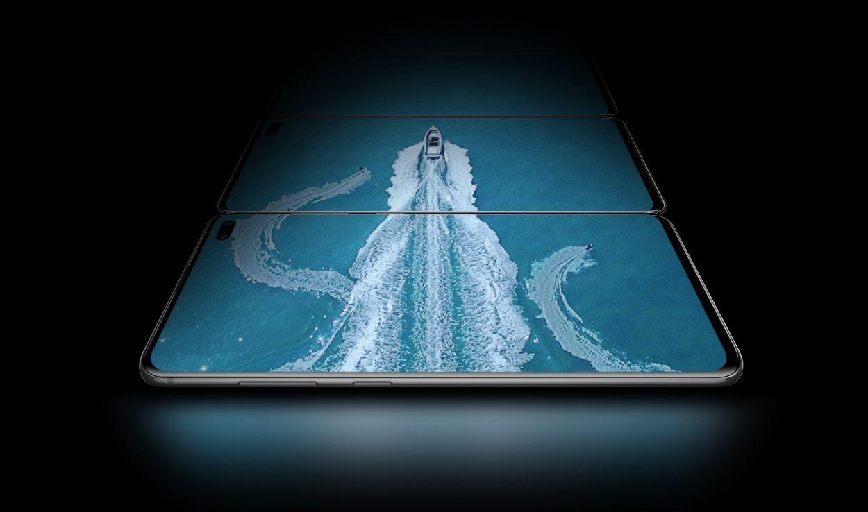 Samsung Galaxy S10 128 Go Double SIM Noir prisme image 3 | Rakuten