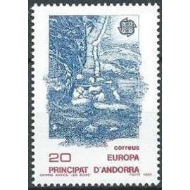 Andorre Espagnol Europa 1988 20