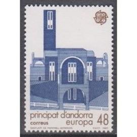 Andorre Espagnol Europa 1987 48