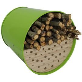 Guillouard Abri Pour Oiseaux Et Insectes 5 En 1 Garden Life Box Vert Olive