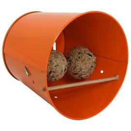 Guillouard Abri Pour Oiseaux Et Insectes 5 En 1 Garden Life Box Orange