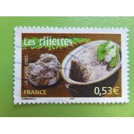 Timbre France YT 3773 - Portraits de régions - La France à vivre - Les rillettes - 2005