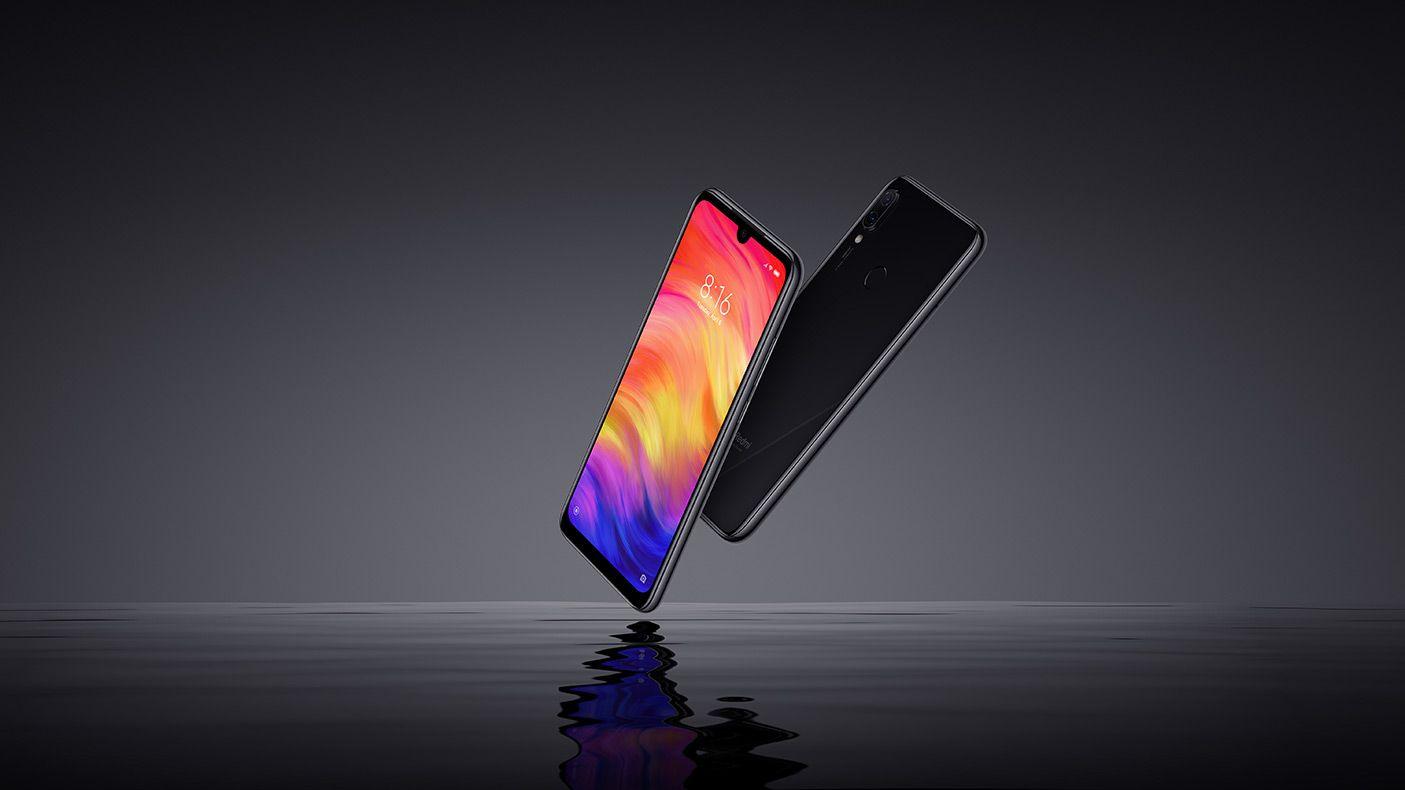 Xiaomi Redmi Note 7 64 Go (RAM 4 Go) Dual SIM Noir cosmique image 7   Rakuten