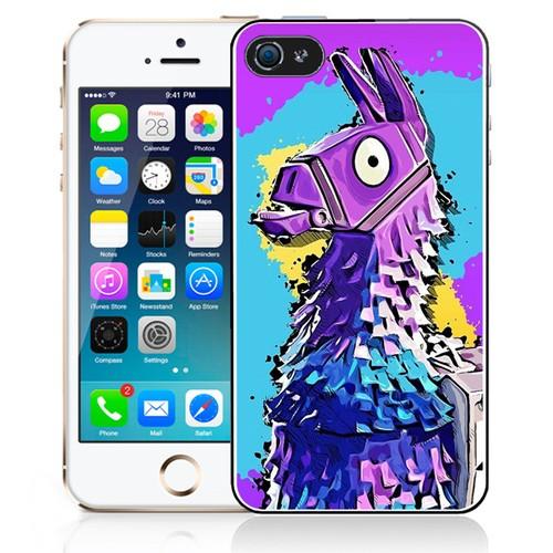 Coque pour iPhone 4/4S fortnite lama