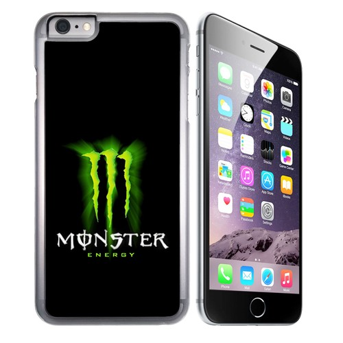 Coque pour iPhone 7 monster energy