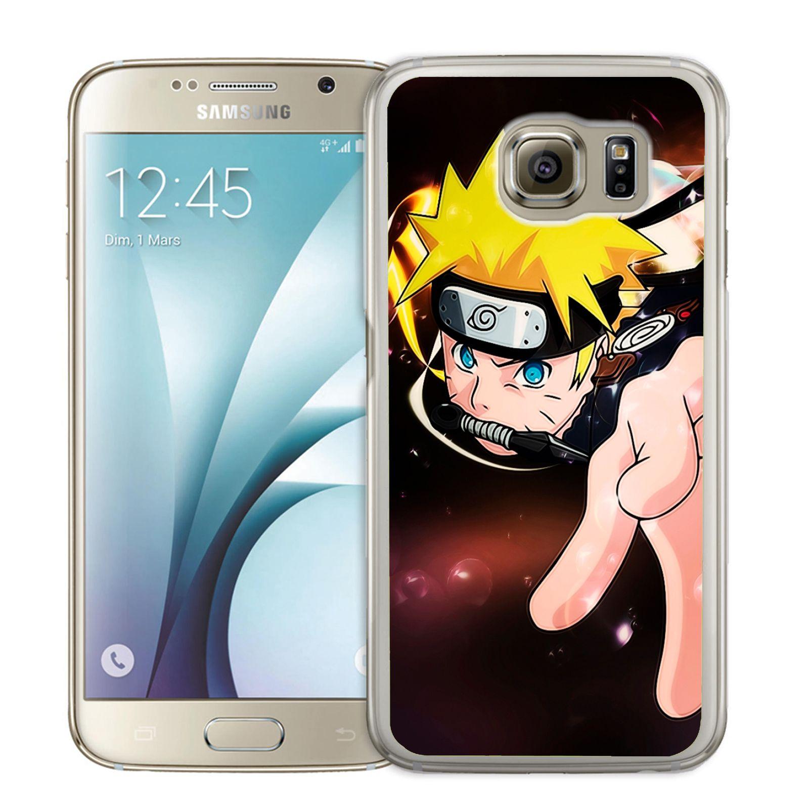 Coque pour Samsung Galaxy S5 Mini naruto couleur