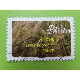 Timbre France YT 1443 AA - Céréales nourricières - Blé dur - 2017