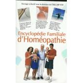 Encyclop�die Familiale D'hom�opathie de eric meyer