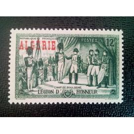 timbre ALGERIE YT 315 Napoléon 1954 ( 19412 )