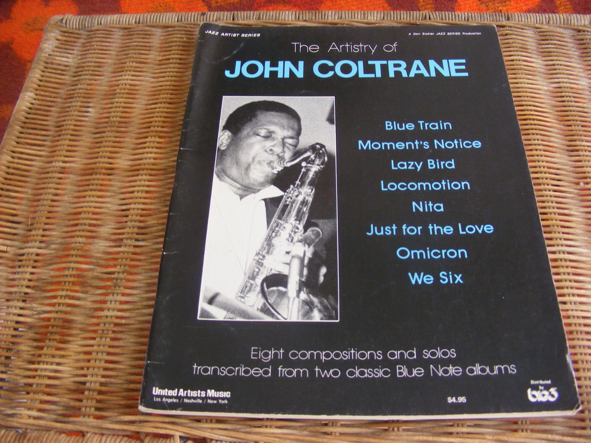 John Coltrane - Comparez les prix des Livres d'Occasion ou Neufs