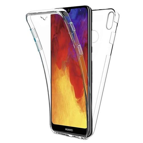 Coque Avant et Arrière Silicone Pour Huawei Y6 (2019)/ Y6 Prime ...
