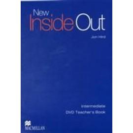 New Inside Out - Intermediate Dvd Teacher's Book - Hird Jon