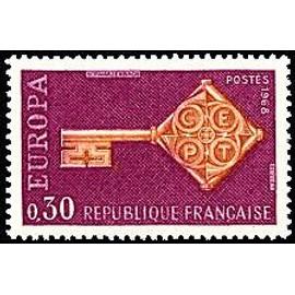 Europa CEPT 1968