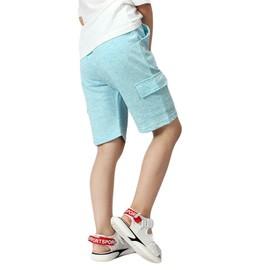 38108178c913f Bermuda Short En Coton Enfant Garcon Taille ?Lastiquée Short Enfant Ete