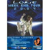 Coffret Week End Tour 2004 - Lorie, Lorie