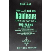 300 Plans - Banlieue - Paris de Collectif
