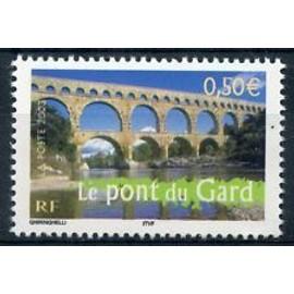 Timbres France 2003 Neuf ** YT N° 3604 Pont du Gard