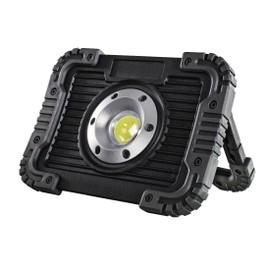Ledeak LED Triangle Lampe de Travail Portable Ext/érieur Super Brillant COB Lampe de Poche Camping Poids l/éger Imperm/éable Avertissement durgence Voyant de Circulation pour la R/éparation de Cair