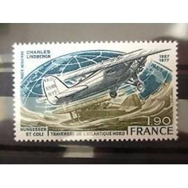 Timbres France PA 1977 Oblitéré N° 50 Traversée de l