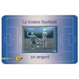 Timbres France 2010 Auto Adhésif Neuf ** YT N° 430 Foot-Ball en Argent