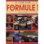 Le Livre D'or De La Formule 1 - 1995 de Renaud De Laborderie