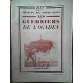 Les Guerriers De L'ogaden de henry de monfreid