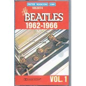 The Beatles 1962-1966 - Vol.1 - Cassette Audio