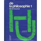 De La Philosophie T01 de Gourinat, M