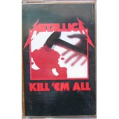 Metallica - Kill'em All (K7 Audio)