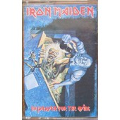 Iron Maiden - No Prayer For The Dying (K7 Audio)