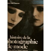 Histoire De La Photographie De Mode de nancy hall-duneam
