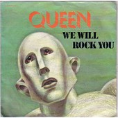 We Are The Champions - We Will Rock You - Queen